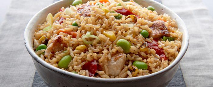 Fried-rice-chicken