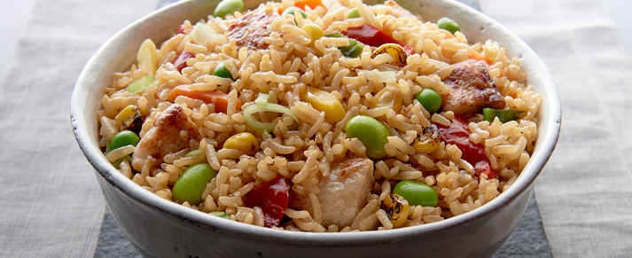 Fried-rice-chicken