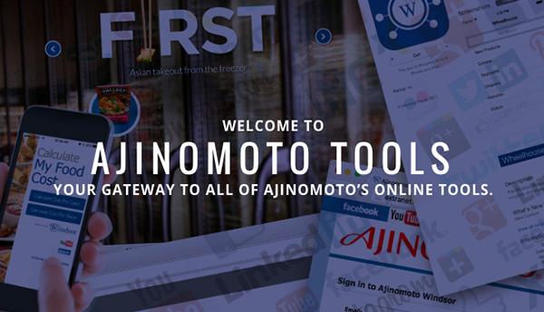 Ajinomoto-tools